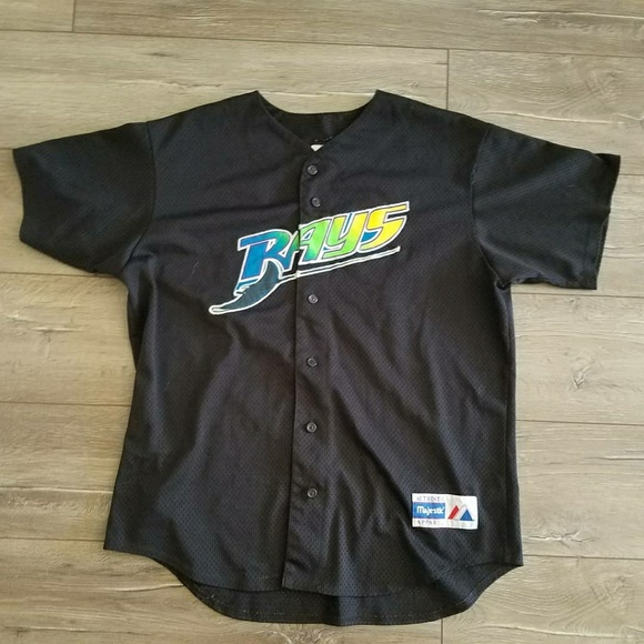 new arrival d0a4d b8bbf Vintage Tampa Bay Devil Rays Jersey